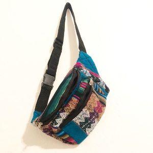 Handbags - Serape Fanny pack